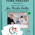 VCMS Podcast: dr. Micha Holla