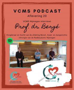VCMS Podcast: prof. dr. Bergé